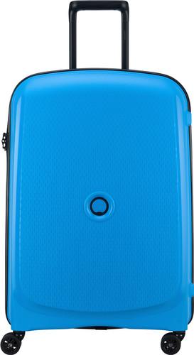 Delsey Belmont Plus Spinner 70cm Metallic Blue Main Image