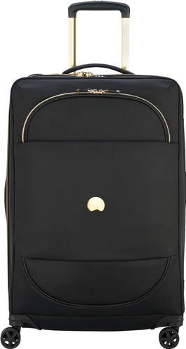 Delsey Montrouge Spinner 69cm Black Main Image