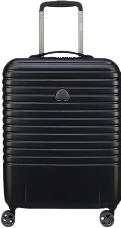 Delsey Caumartin Plus Slim Spinner 55cm Black Main Image