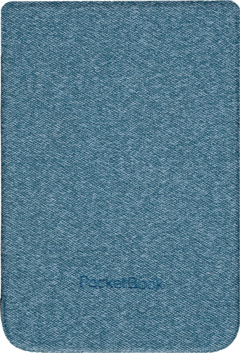 Pocketbook Shell Touch HD 3 / Touch Lux 4 Book Case Blue Main Image