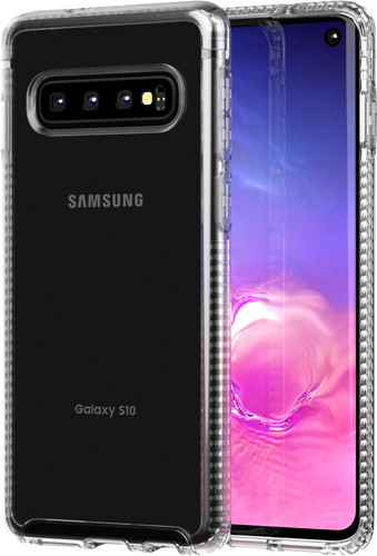 Tech21 Pure Clear Samsung Galaxy S10 Back Cover Transparent Main Image