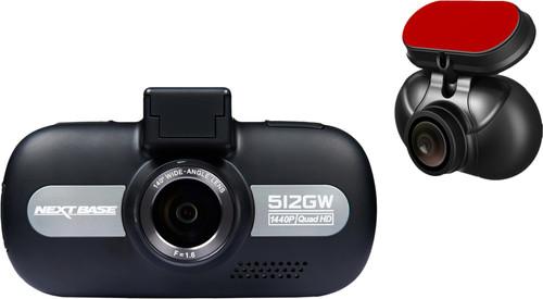 Nextbase 512GW + 512GW Rear Camera Main Image