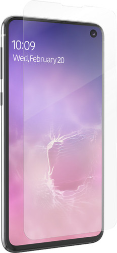 InvisibleShield Ultra Clear Samsung Galaxy S10 Screenprotector Plastic Main Image