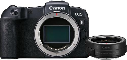 Canon EOS RP Body + EF-EOS R Adapter Main Image