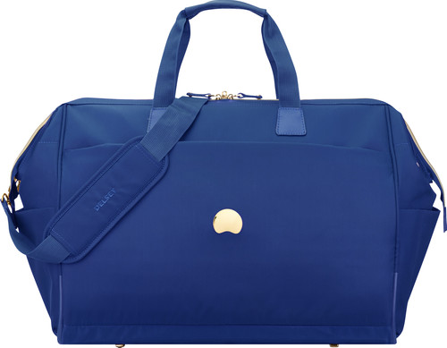 Delsey Montrouge Cabin Duffle Bag Blue Main Image