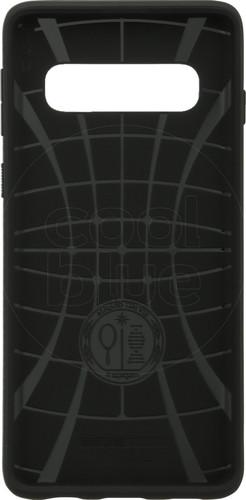 Spigen Liquid Air Samsung Galaxy S10 Back Cover Zwart Main Image