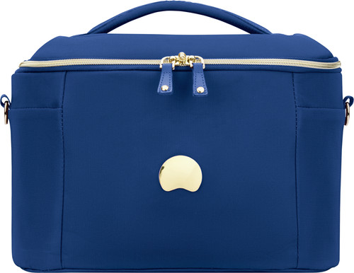 Delsey Montrouge Beautycase Blue Main Image