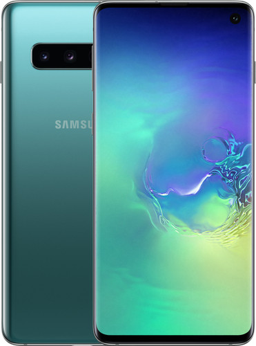 Samsung Galaxy S10 128GB Green Main Image