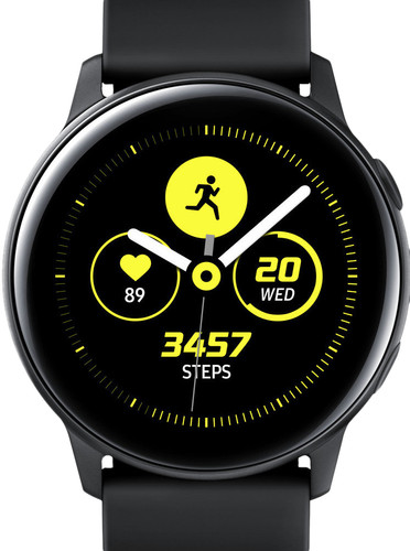 Samsung Galaxy Watch Active Zwart Main Image