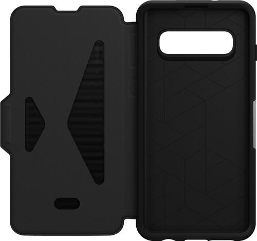 OtterBox Strada Samsung Galaxy S10 Book Case Black Main Image