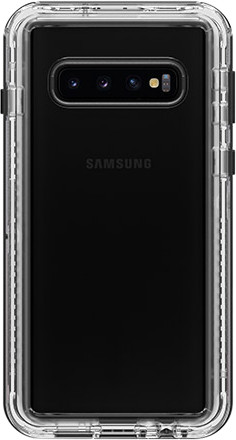 LifeProof Next Samsung Galaxy S10 Back Cover Zwart Main Image