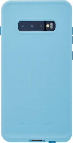 LifeProof Fre Samsung Galaxy S10 Plus Full Body Blauw Main Image