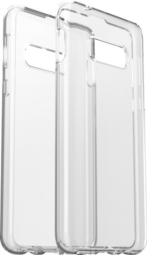 OtterBox Clearly Protected Skin Samsung Galaxy S10e Back Cover Transparant Main Image