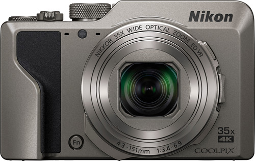 Nikon Coolpix A1000 Zilver Main Image