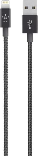 Belkin Premium Lightning Kabel Zwart 1,2m Main Image