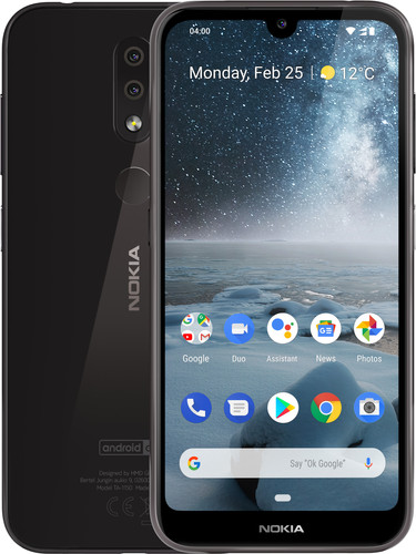 Nokia 4.2 Zwart Main Image