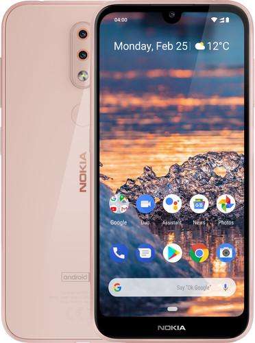 Nokia 4.2 Roze Main Image