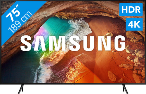 Samsung QE75Q60R - QLED Main Image