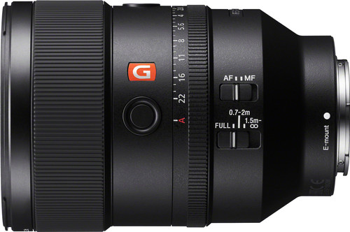 Sony FE 135mm f/1.8 GM Main Image