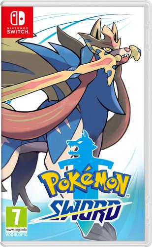Pokémon Sword Switch Main Image