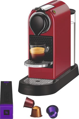 Krups Nespresso Citiz XN7415 Cherry Red Main Image