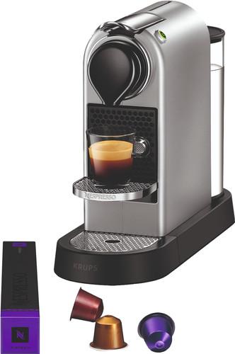 Krups Nespresso Citiz XN741B Silver Main Image