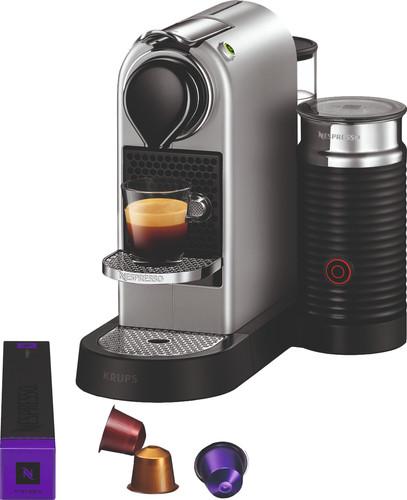 Krups Nespresso Citiz & Milk XN761B Zilver Main Image