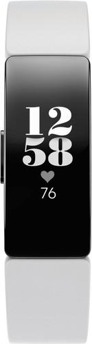 Fitbit Inspire HR Zwart/Wit Main Image