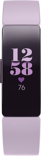 Fitbit Inspire HR Lilac Main Image