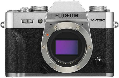 Fujifilm X-T30 Body Silver Main Image