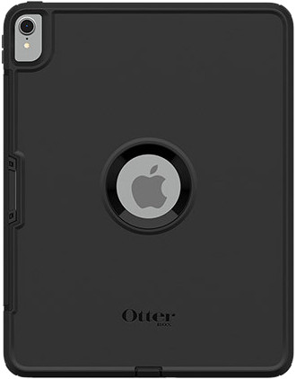 OtterBox Defender Apple iPad Pro 12.9 inch 2018 Back Cover Zwart Main Image