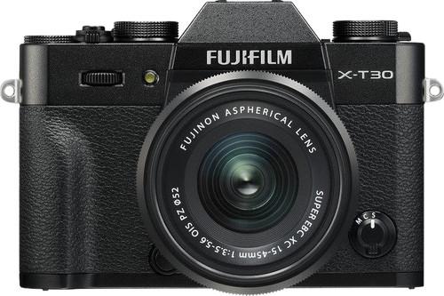 FujiFilm X-T30 Black + XC 15-45mm f/3.5-5.6 OIS PZ Main Image