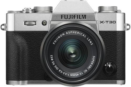 Fujifilm X-T30 Zilver + XC 15-45mm f/3.5-5.6 OIS PZ Main Image
