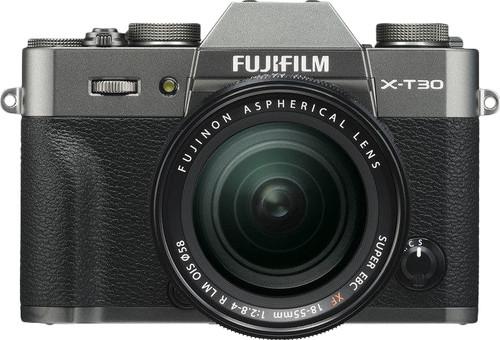FujiFilm X-T30 Dark Gray + XF 18-55mm f/2.8-4.0 R LM OIS Main Image