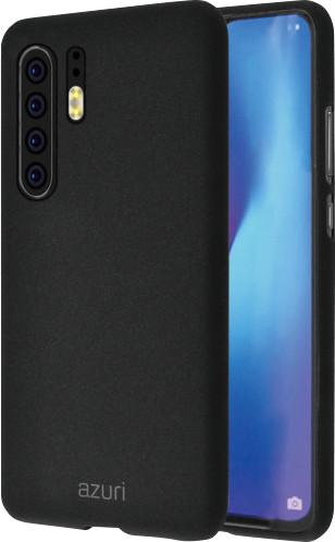 Azuri Flexible Sand Huawei P30 Pro Back Cover Black Main Image
