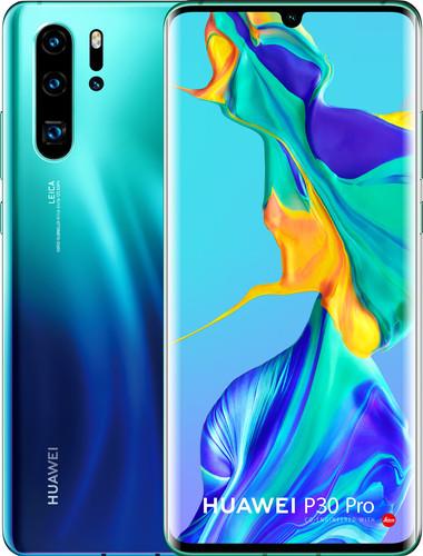 Huawei P30 Pro 128GB Blauw Main Image