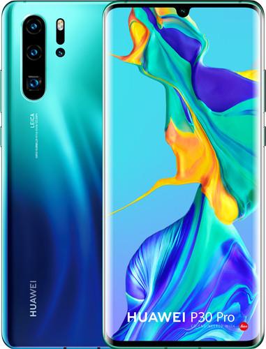 Huawei P30 Pro 256GB Blauw Main Image