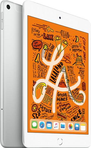 Apple iPad Mini 5 256GB WiFi + 4G Silver Main Image