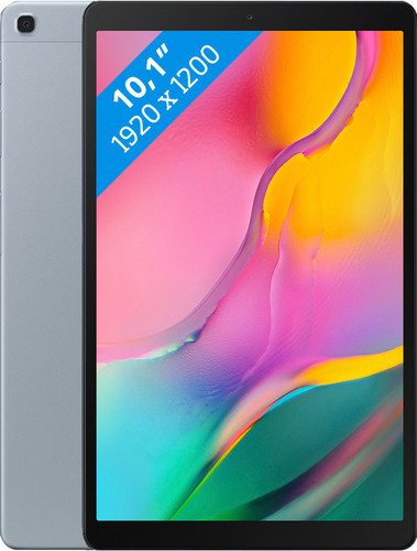 Samsung Galaxy Tab A 10.1 (2019) 32GB Wifi Zilver Main Image