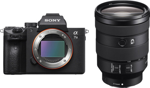 Sony A7 III + FE 24-105mm f/4 G OSS Main Image