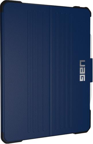 UAG Metropolis Apple iPad Pro 12.9 Inch (2018) Book Case Blauw Main Image