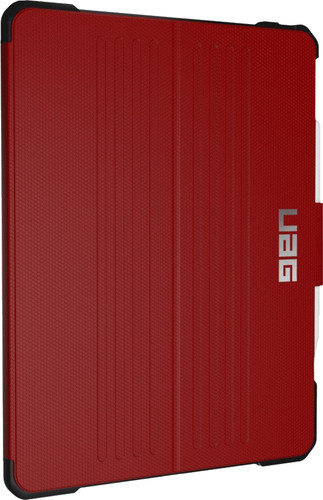 UAG Metropolis Apple iPad Pro 12.9 Inch (2018) Book Case Red Main Image