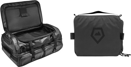 WANDRD HEXAD Access Duffel Photography Bundle 1 Black Main Image