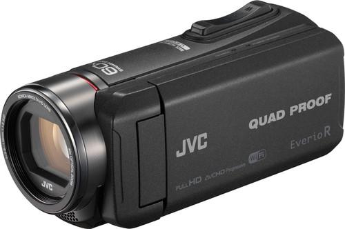 JVC GZ-RX625BEU Black Main Image