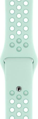 Apple Watch 44mm Siliconen Horlogeband Nike Sport Teal Tint/Tropical Twist Main Image
