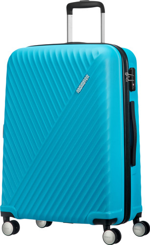 American Tourister Visby Spinner 55cm Light Blue Main Image
