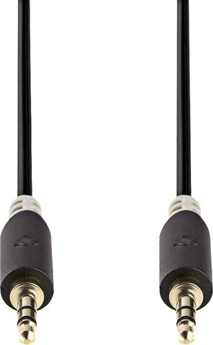 Nedis 3.5 mm to 3.5 mm 10 Meter Gray Main Image