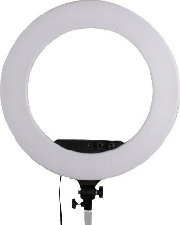 StudioKing LED Ringlamp Set LED-480ASK op 230V Main Image
