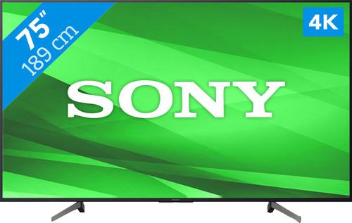 Sony KD-75XG8096 Main Image