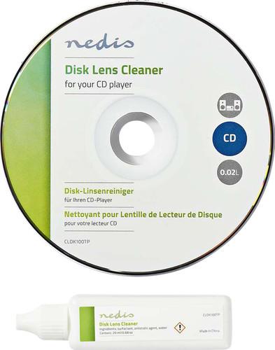 Nedis CD Lensreiniger 20 ml Main Image